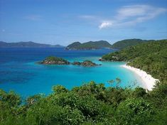 St. Thomas... Seems so amazing! Crystal blue waters and white sand beaches, suggests paradise.