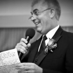 Presenting a great father of the bride toast may very well be one of the most difficult things you ever do. Even if you love the man that your...