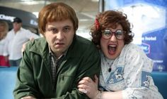 Come fly with me - David Walliams and Matt Lucas