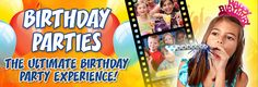 Throw the ultimate birthday party at Putting Edge! For booking information, check out: http://www.puttingedge.com/birthdayparties  Just bring the cake and the kids, we'll do the rest!