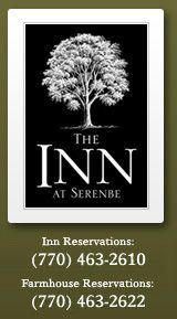 The Inn at Serenbe would be a great place to elope if you're looking for a location outside of the city! :)