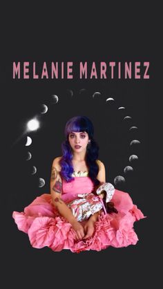 Melanie Martinez wallpaper - iPhone 5
