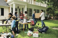 Garage Sale Hacks — How to Organize Everything to Sell Big ~ Krrb Blog