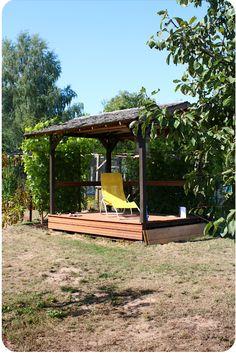 DIY Teepavillon   Arthurs Tochter Kocht by Astrid Paul