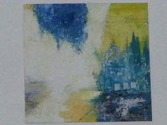acryl abstract art