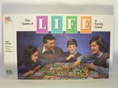 I STILL have fond memories of this game.  I always liked having children (i.e. pink or blue pegs added to my car).