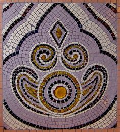 <strong>KRISHNA MOSAIC</strong><br>£150 incl. p&p</br>