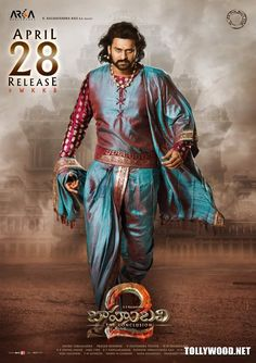 Baahubali 2 Movie Poster