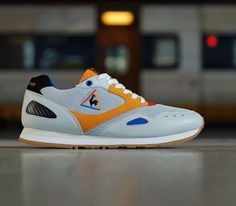 Crooked Tongues x Le Coq Sportif Flash French Exchange