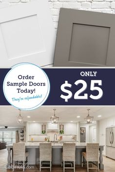 54f26142b Our Sample Door Program is perfect for people who want to check out the  door styles