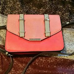 Crossbody purse Fine leather crossbody. Goes well with everything. Moon Collection Bags Crossbody Bags