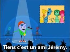 ABeginning French Conversation Song - I do not claim any rights to any of this video, I just want to add the subtitles and share it for French language learn...