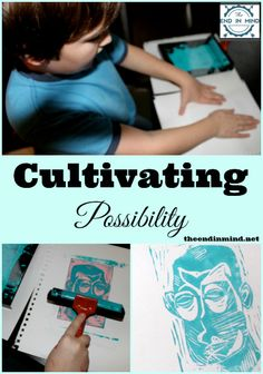Cultivating Possibility - By Kimberly Bredberg