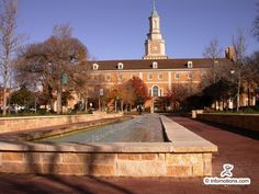 University of North Texas. Denton, Texas. Bred great musical talents, such as Norah Jones.