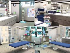 trin303's Little Village Hospital