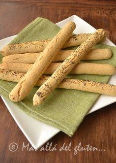 Más allá del gluten...: Palitos de Garbanzo (Receta GFCFSF, Vegana)
