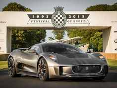 Jaguar C-X75 Prototype @ 2013 Goodwood Festival of Speed