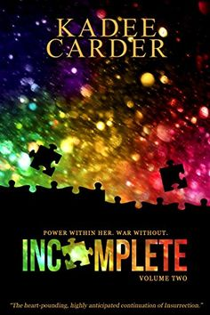 Book review of Incomplete - Readers' Favorite: Book Reviews and Award Contest