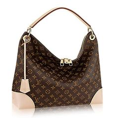 Louis Vuitton Berri MM Handbags