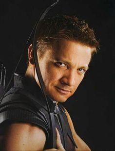 My Hawkeye (Hot Guy), Jeremy Renner