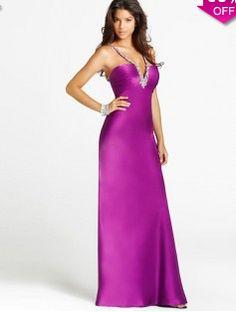 A-line Straps Sleeveless Floor-length Elastic Woven Satin Prom Dress #FC445 - See more at: http://www.avivadress.com/prom-dresses/cheap-prom-dresses.html?p=2#sthash.JEnKzDBn.dpuf