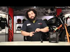 ▶ Roland Sands Regulator Levers Review at RevZilla.com - YouTube