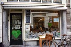 Veganistische lunchroom Novia Verde, Nijmegen