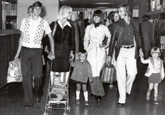In beeld: Johan Cruijff en z'n gezin   mama&family