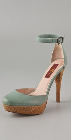 7e732a7c954d 7 For All Mankind Minty Pumps - StyleSays