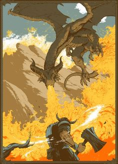 Dragon Age Inquisition - Created by Arik Roper Part of the Dragon Age Official Art Show hosted by Geek-Art and French Paper Art Club!