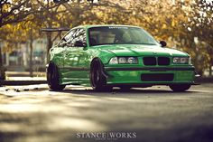 Broadway Static - Jaze Silverio's 1995 M3 - Stance Works