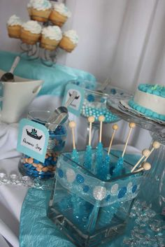 Cinderella Birthday Party Ideas | Photo 15 of 24 | Catch My Party