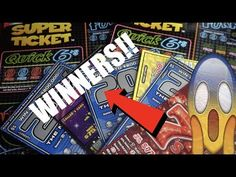 GIVEAWAY WINNERS!! SORRY FOR DELAY! CA Lottery Scratchers - (More info on: https://1-W-W.COM/lottery/giveaway-winners-sorry-for-delay-ca-lottery-scratchers/)