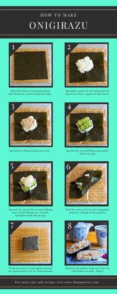 Japanese Cucumber, Japanese Rice, Japanese Snacks, Japanese Recipes, Rice Recipes, Asian Recipes, Mayo Pasta Salad Recipes, How To Make Tuna, Steamed Pork Buns