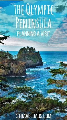 The Washington State Olympic Peninsula is a fantastic place with beaches, mountains, wildlife, sceni Places To Travel, Travel Destinations, Places To Go, Ponta Delgada, Travel Usa, Beach Travel, Travel City, Shopping Travel, Oregon Travel