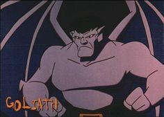 Goliath from Disney's Gargoyles