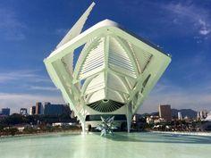 Museu de Amanha /Brasilien