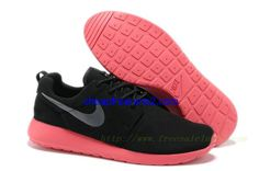 pretty nice 421da 0905b Discount Hot Punch Nikes Pink Nike Roshe Run Mens Black 511881 016 Factory,  Womens Nike Sport Shoes, sale Nike Sport new Nike Sport Shoes,elite Nike ...
