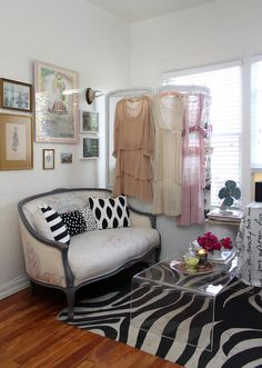 Pull Pretty Dresses Out of the Closet