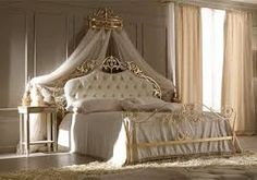 Image result for canopy bed princess adult with window seat