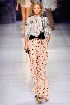 Etro | Spring 2010 Ready-to-Wear Collection