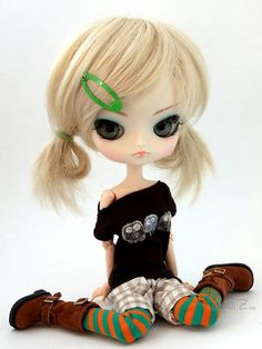Pullip Dal Darony, customized awesome!