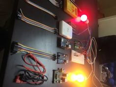 Showing voice controlled home automation system to control appliances with own voice command.  Using android app IoTBoys(https://goo.gl/LwW9ub) we are sending command to  Arduino and Relay Board and controlling AC bulbs.  The same way we can control entire home using voice command as well as text command with the help of Arduino and #IoTBoys app.
