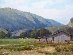 "Alexandre Reider - ""Urubici"", óleo s/tela, 30x40cm, 2009."