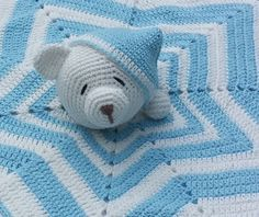 ¿Qué te parecería que la mantita de apego de tu hijo, nieto o sobrino fuera u… – Değiştiriniz Crochet Diy, Crochet Lovey, Crochet Baby Toys, Crochet Amigurumi, Love Crochet, Amigurumi Patterns, Crochet Animals, Baby Blanket Crochet, Crochet For Kids