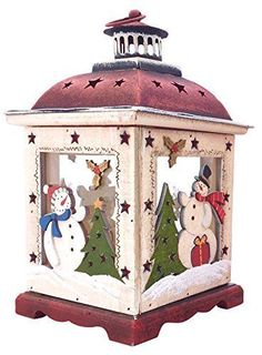 This hand painted Holiday lantern candle holder is a Limited Edition 2017.  You and your family will treasure it now and in the coming years!