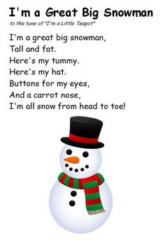 Selection of winter rhymes/songs. Selection of winter rhymes/songs. Preschool Christmas Songs, Xmas Songs, Christmas Poems, Winter Songs For Preschool, Christmas Songs For Toddlers, Christmas Nursery Rhymes, Childrens Christmas Songs, Preschool Poems, Preschool Weather