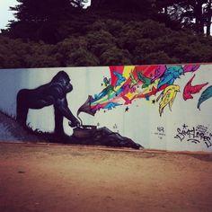 Outside lands artwork