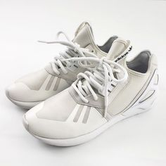 buy popular 6ec20 11c3e adidas Shoes   Adidas Originals Tubular Runner White Out Sneakers   Color   White   Size  9