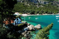 Arrábida, Setubal, Portugal - One of my favorite spots on Earth and one of Portugal's best kept secrets ;)